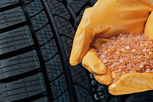 Special rubber and additives